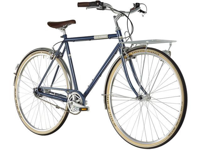 Ortler Bricktown Citybike blå (2019) | City-cykler
